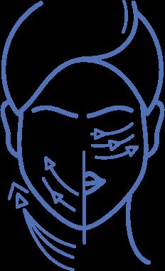 Hautärzte am Bach Bielefeld · Dr. Biel · Reimer · Dr. Kretzschmar · Dermatologie · Lasertherapie · Icon Ästhetische Dermatologie